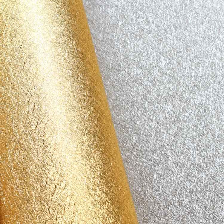 Solid Gold Color Wallpaper