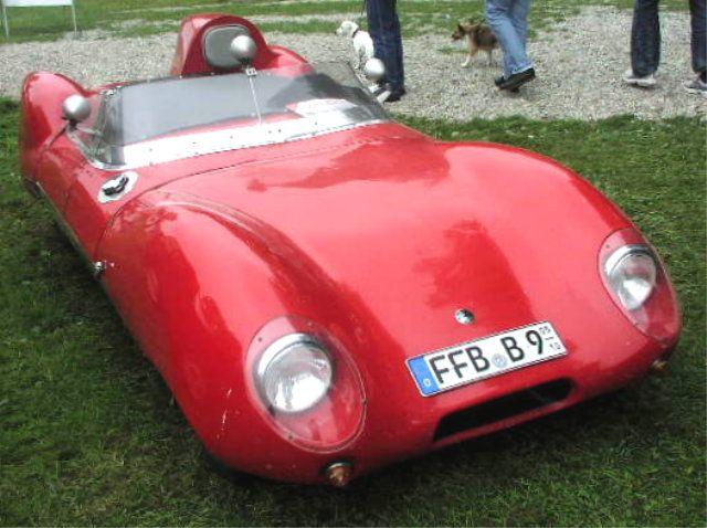 48e4f3ba66 Westfield 11 (Replica of Lotus Eleven (1957)) Replica Cars