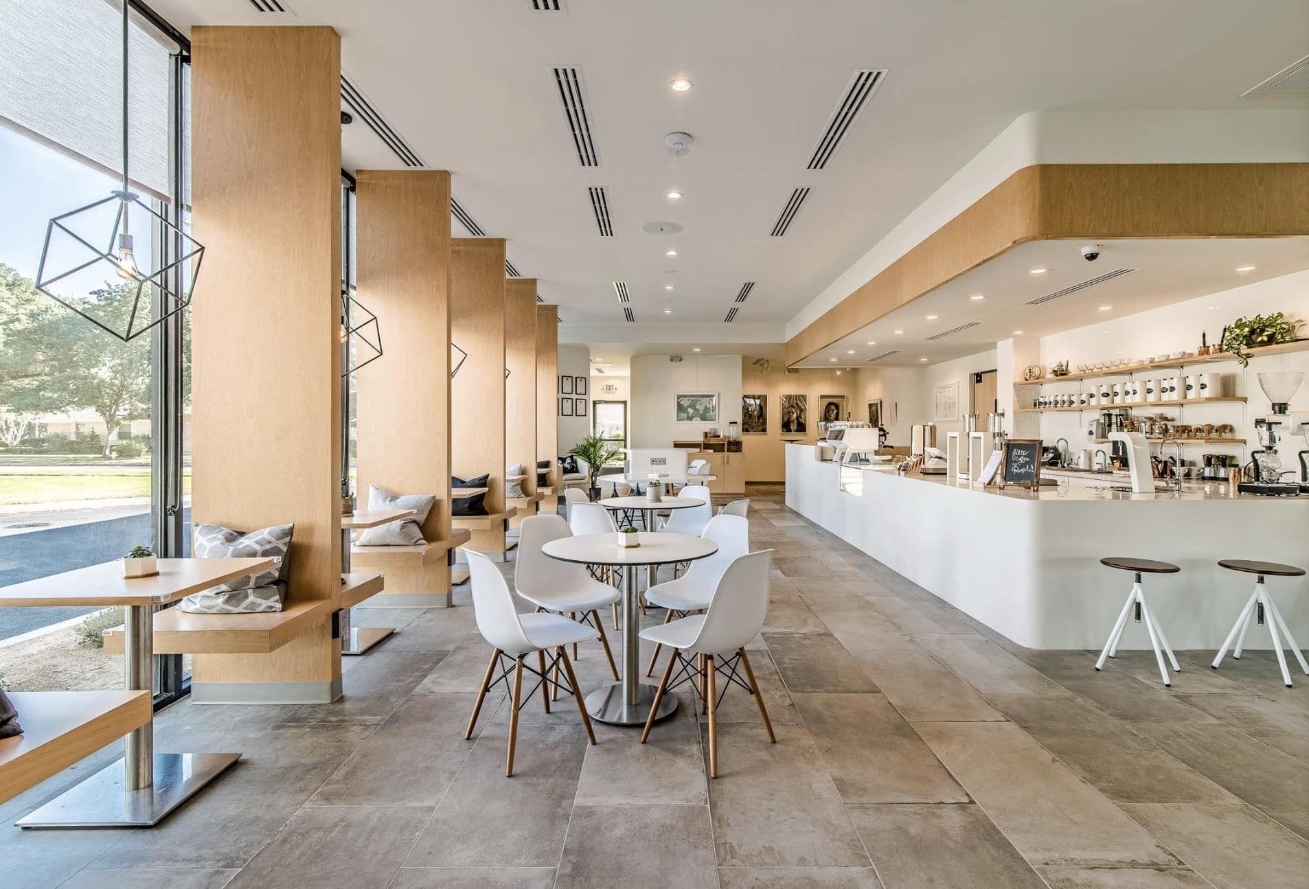 Blendin cafeteria design canteen design office