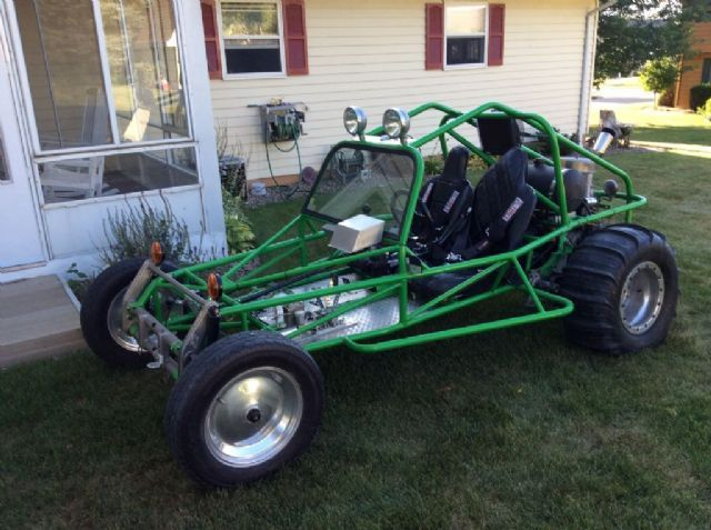 1967 Volkswagen Dune Buggy Green Powdercoat For In Cuba City Wi