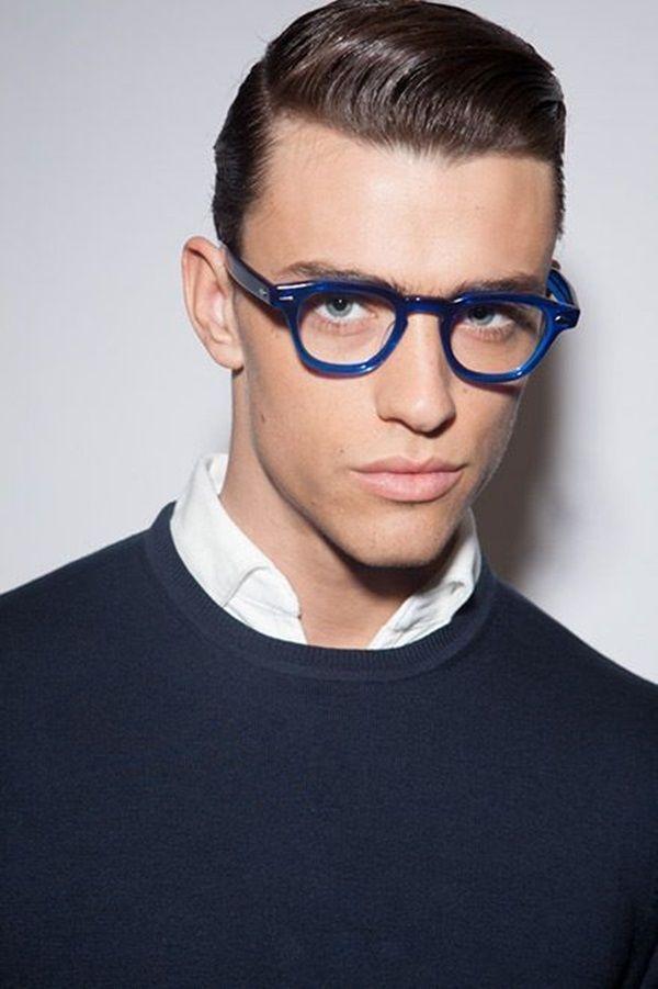 trendy mens glasses zca1  17 b盲sta bilder om 40 Cool Men's Looks Wearing Glasses p氓 Pinterest  Mode  herrar, Popul盲r och Solglas枚gon