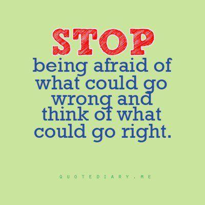 Great saying!!!