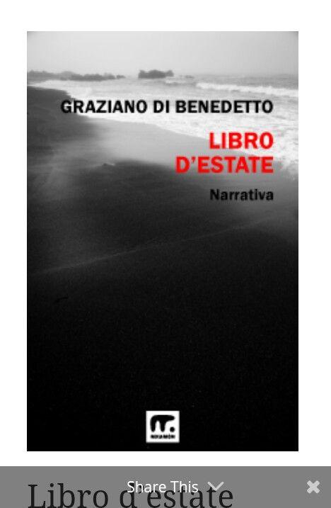Graziano di benedetto www.mnamon.it Amazon Amazon prime candiolo libri scrittori narrativa eros psicologia libro d ' estate
