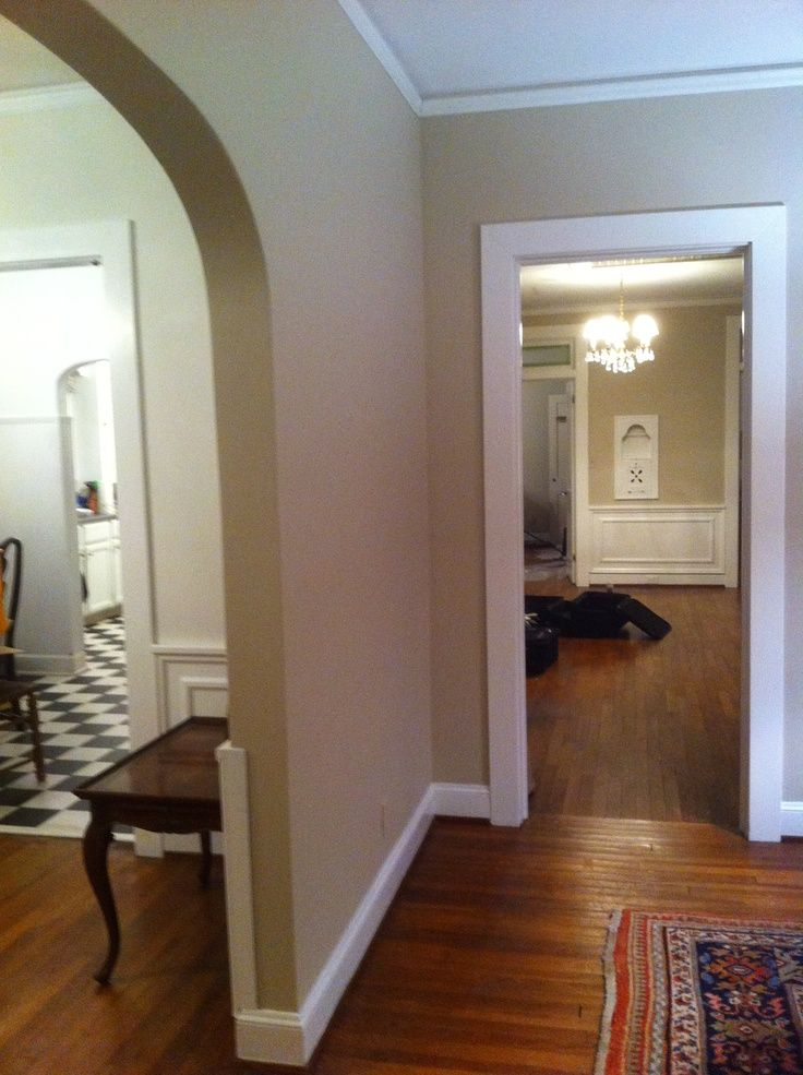 Image Result For Beige Room White Trim