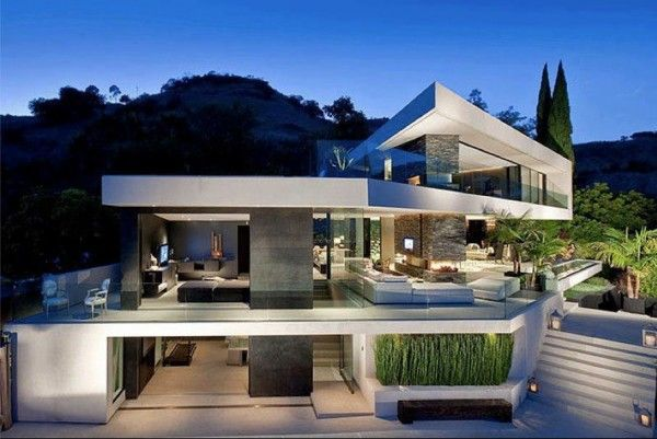 Awesome Most Modern Houses in The World: Breathtaking Modern House