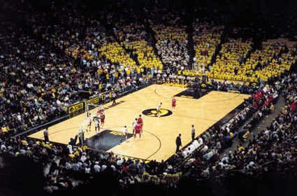 Iowa City Iowa Carver Hawkeye Arena I Have Seen Great Concerts