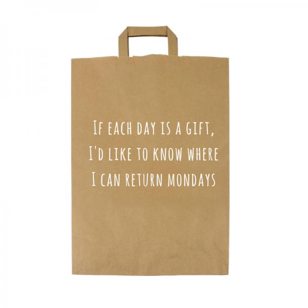 I'd like to know where I can return Mondays.