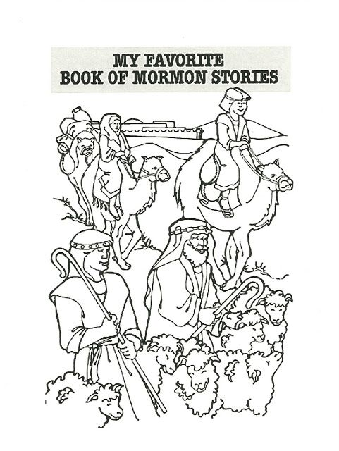 Happy Clean Living Primary 3 Lesson 16 Book Of Mormon Stories