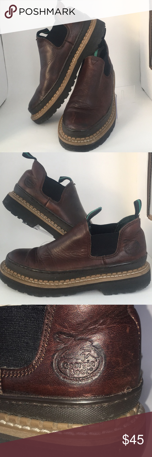 Boot co. USA leather work boot(M.a) in 2020