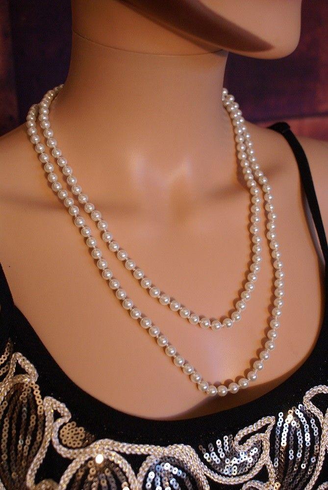 collier de perle charleston
