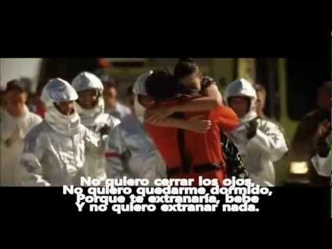 Aerosmith I Don T Want To Miss A Thing Armagedon Subtitulado Español Aerosmith Songs My Music