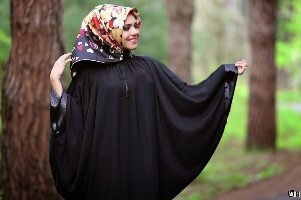 عبايات دبي 2015 صور عبايات 2015 خليجية سوداء اجمل عبايات خليجيه Nun Dress Fashion Dresses