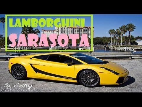 LAMBORGHINI SARASOTA Crash Car Show