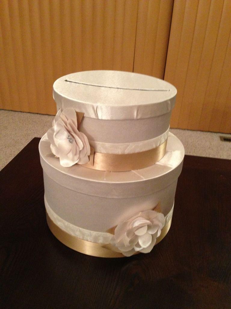 DIY Make Your own Wedding Card Box cjanedo – Make Your Own Wedding Card Box