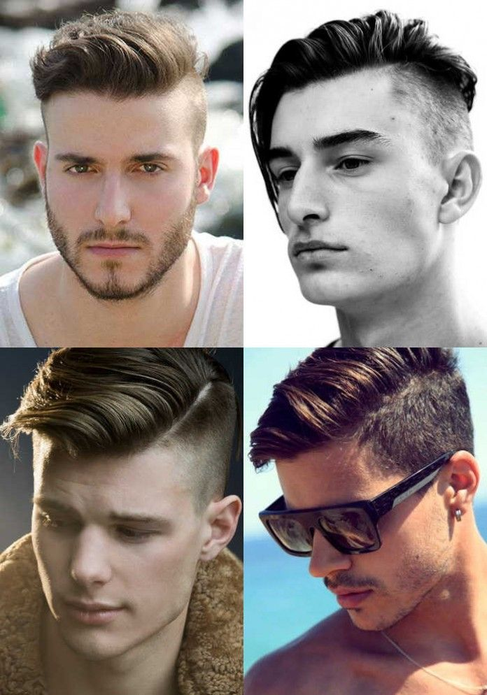 19+ Mens square face haircuts ideas in 2021