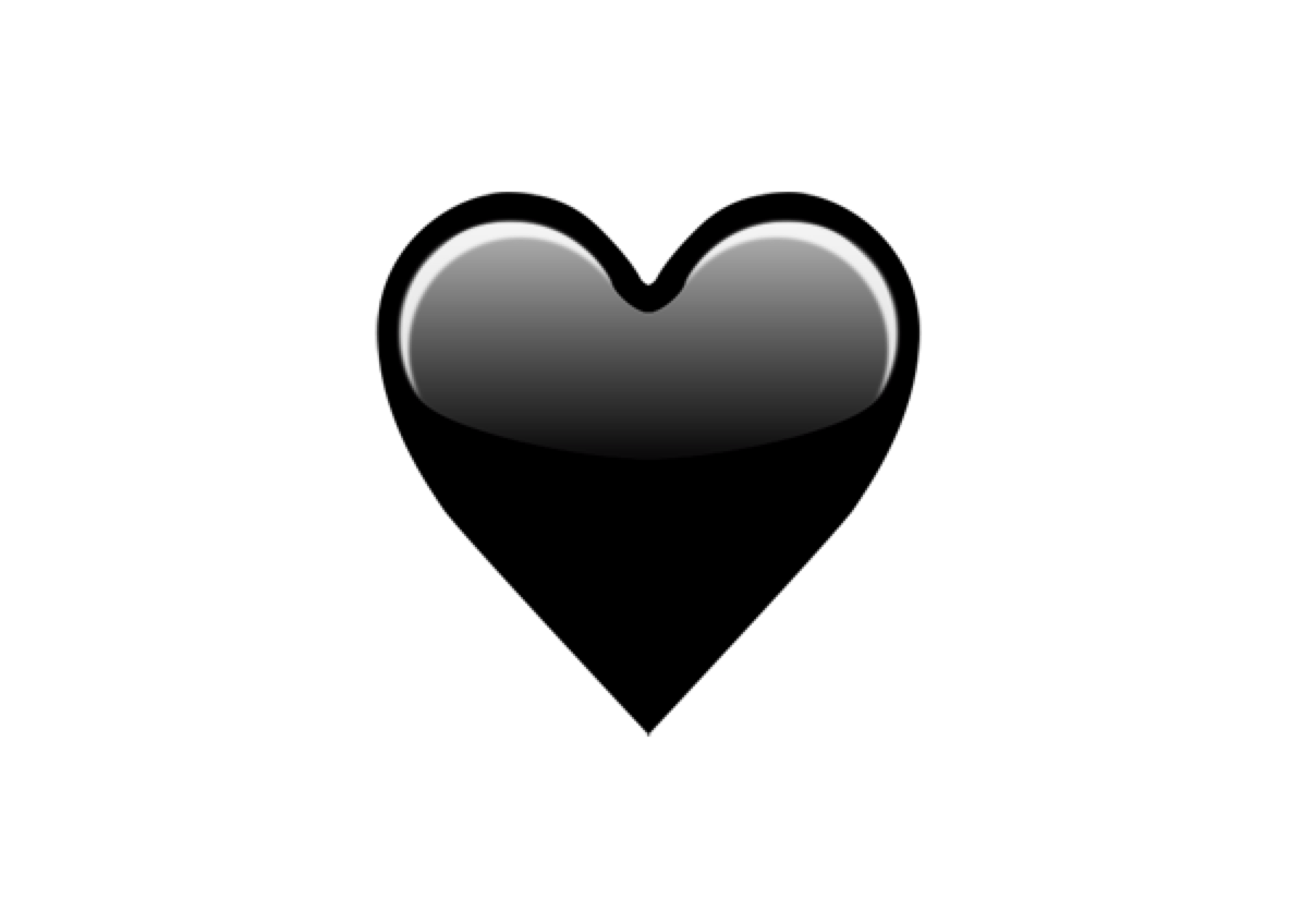 Latest Emoji News Tutorials And Assistance Copy And Paste All Emojis At Getemoji Com In 2020 Black Heart Emoji Emoji Wallpaper Iphone Emoji