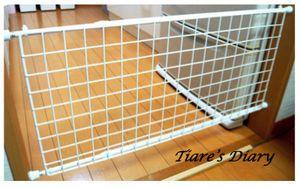 手作りのベビーゲート 参考にしたくなる 突っ張り棒を使った50種類以上の収納アイディアまとめ Naver まとめ Odai Home Appliances