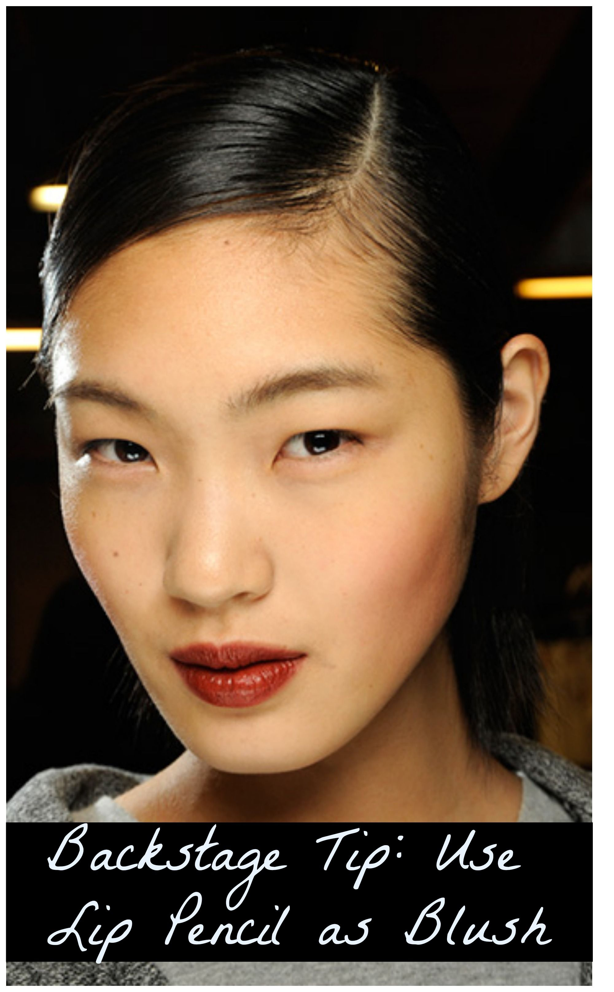 10 Fashion Week Beauty Tricks That Will Blow YouAway