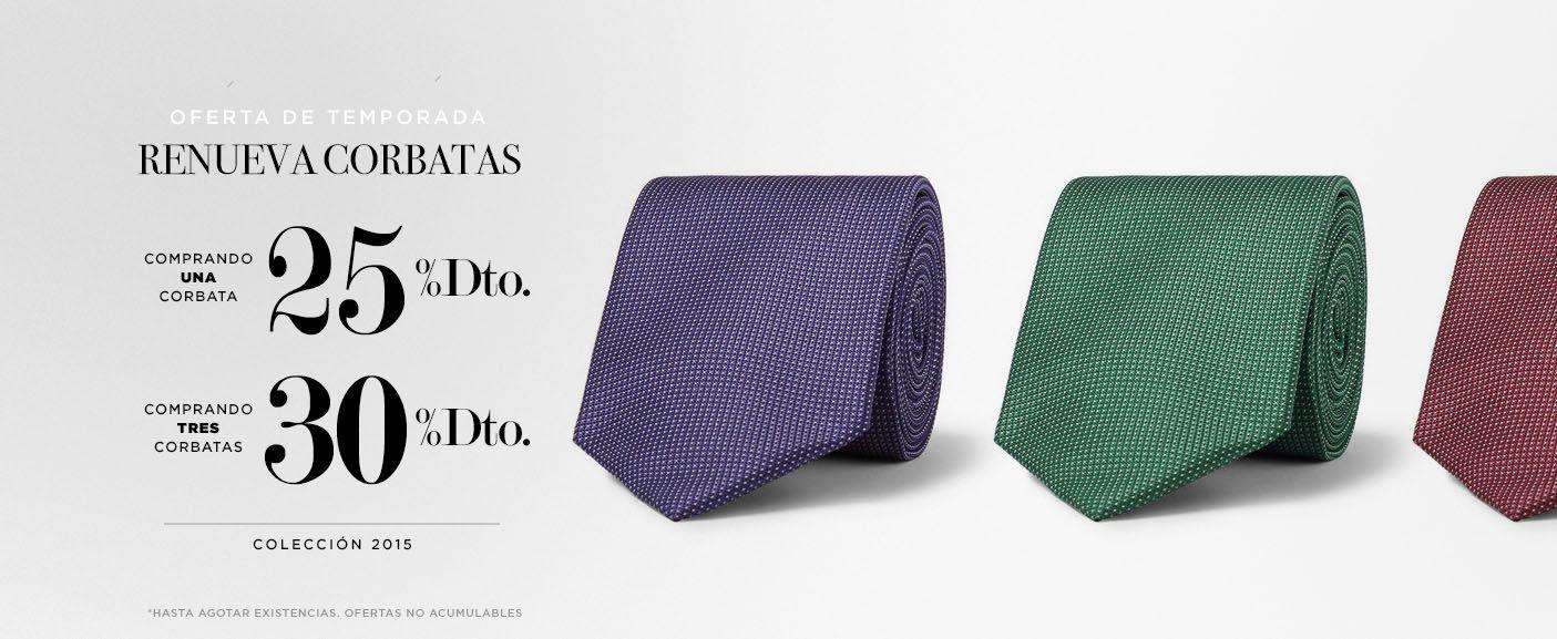Corbatas en www.trajeria.es Oferta para el mes de septiembre ... 13111678f87