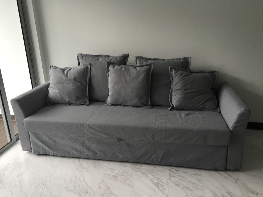 Ikea Holmsund 3 Seater Sofa Bed 3 Seater Sofa Bed Sofa 3