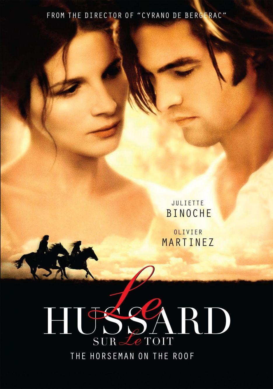 The Horseman On The Roof 1996 Starring Juliet Binoche And Olivier Martinez Dir Jean Paul Rappeneau Filme Kino