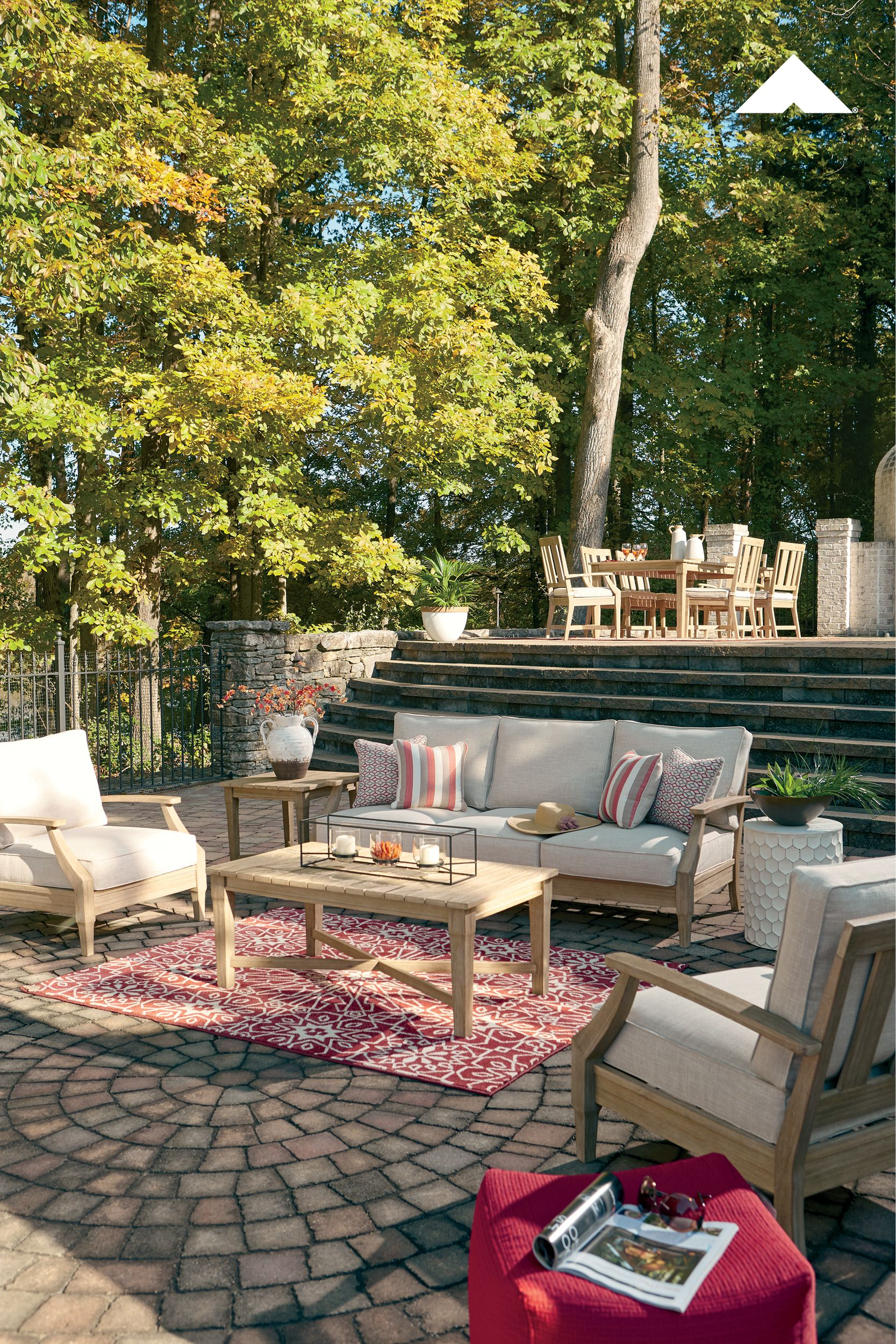 Clare View Outdoor Sets By Ashley Furniture Decor Inspiration