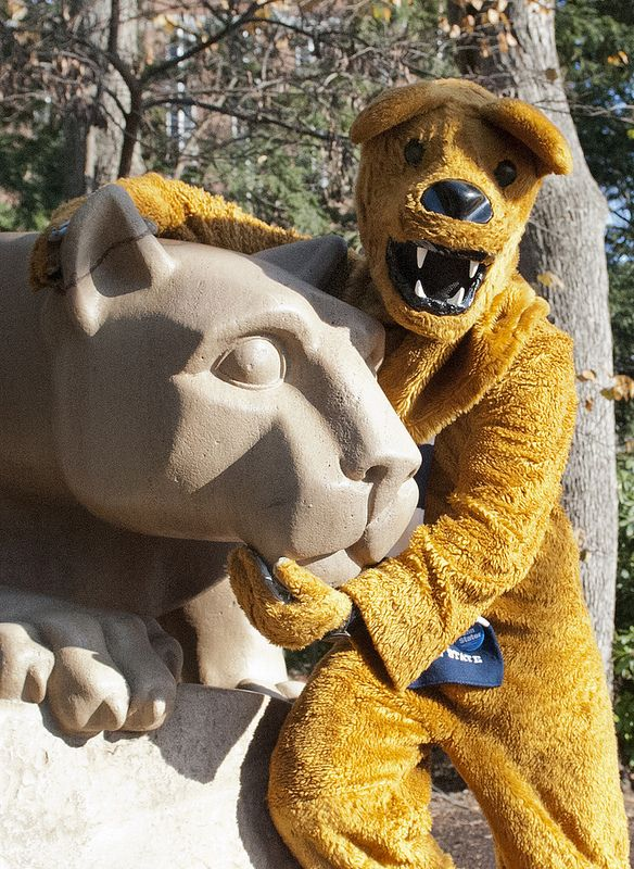 Penn State Campus Nittany Lion To The Second Power Penn State Nittany Lions Penn State Football Penn State University