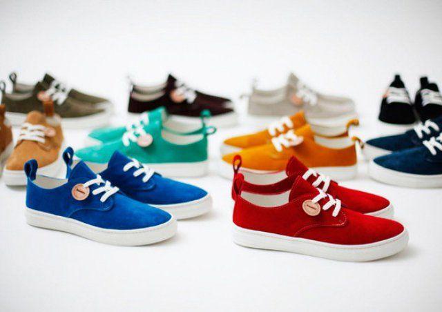 Color Me Footwear