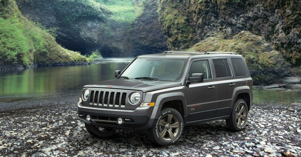 2017 Jeep Patriot A Big Difference For You Jeep Patriot Used