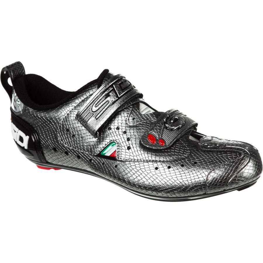 Sidi T2 Carbon Cycling Shoe - Men\'s | Competitive Cyclist- SIZE 39 ...