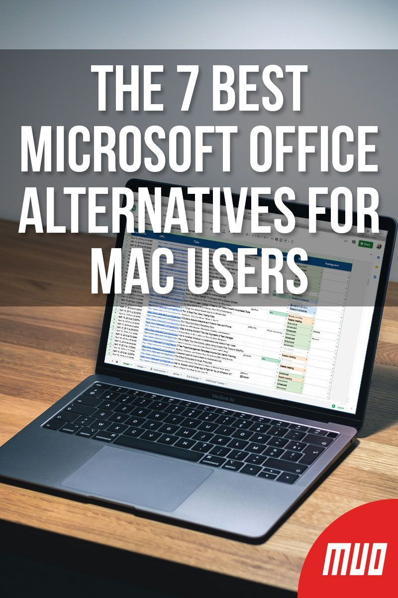 The 7 Best Free Microsoft Office Alternatives for Mac