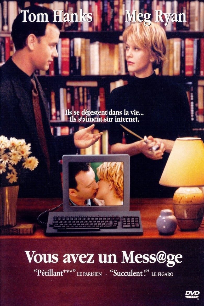 VER HD You've Got Mail Streaming VF 1998 Film Complet