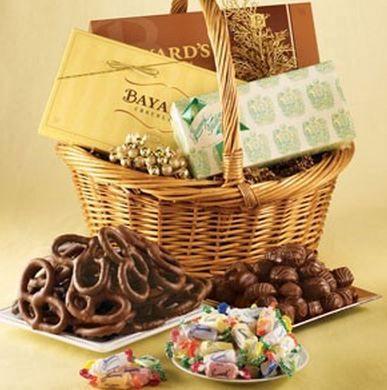 Sugar-Free Basket