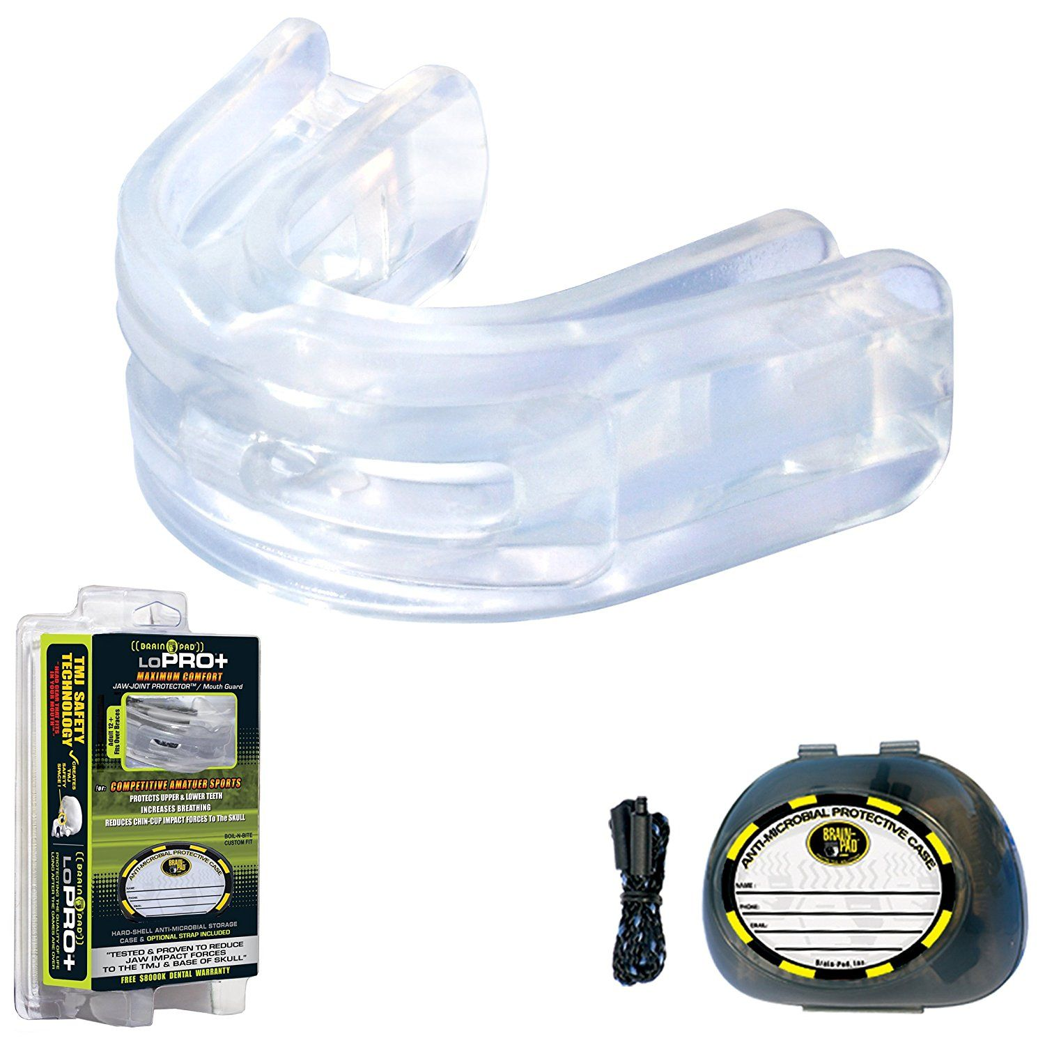 Top 10 Best Clear Mouth Guards in 2017 Reviews Mouth