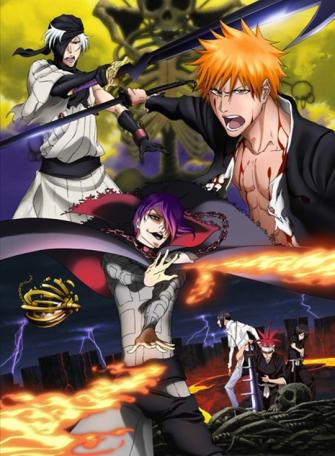 Bleach Movie 4 Bleach Bleach movie, Bleach anime