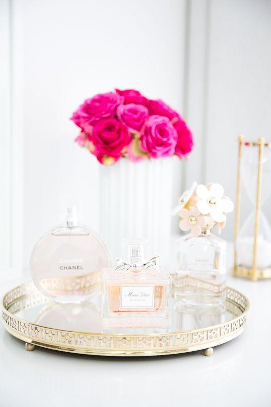 Chanel Chance Eau Tendre // Miss Dior Eau de Parfum // Marc Jacobs Daisy Eau So Fresh