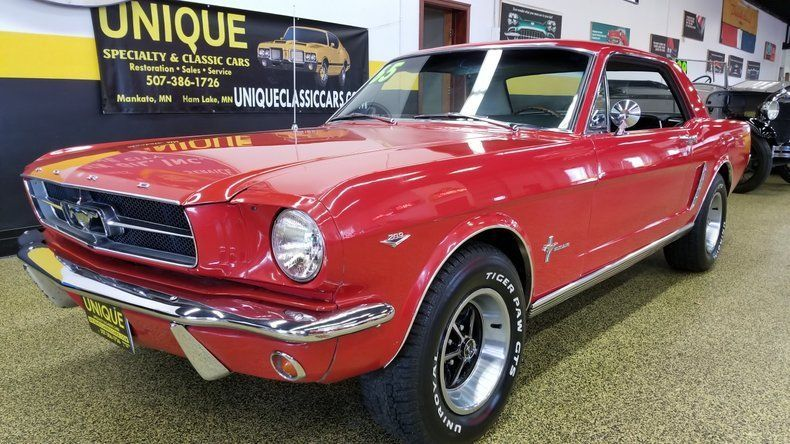 1965 Ford Mustang Coupe Ford Mustang Coupe Mustang Coupe Ford Mustang