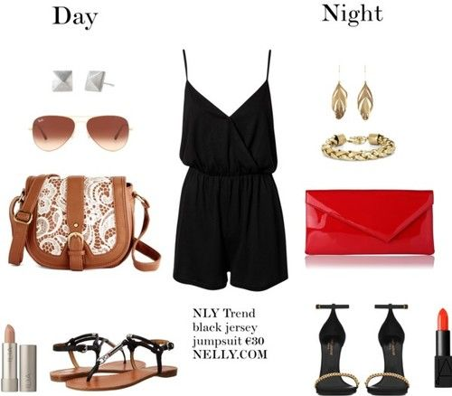 Style your outfit from day to night with this versatile romper