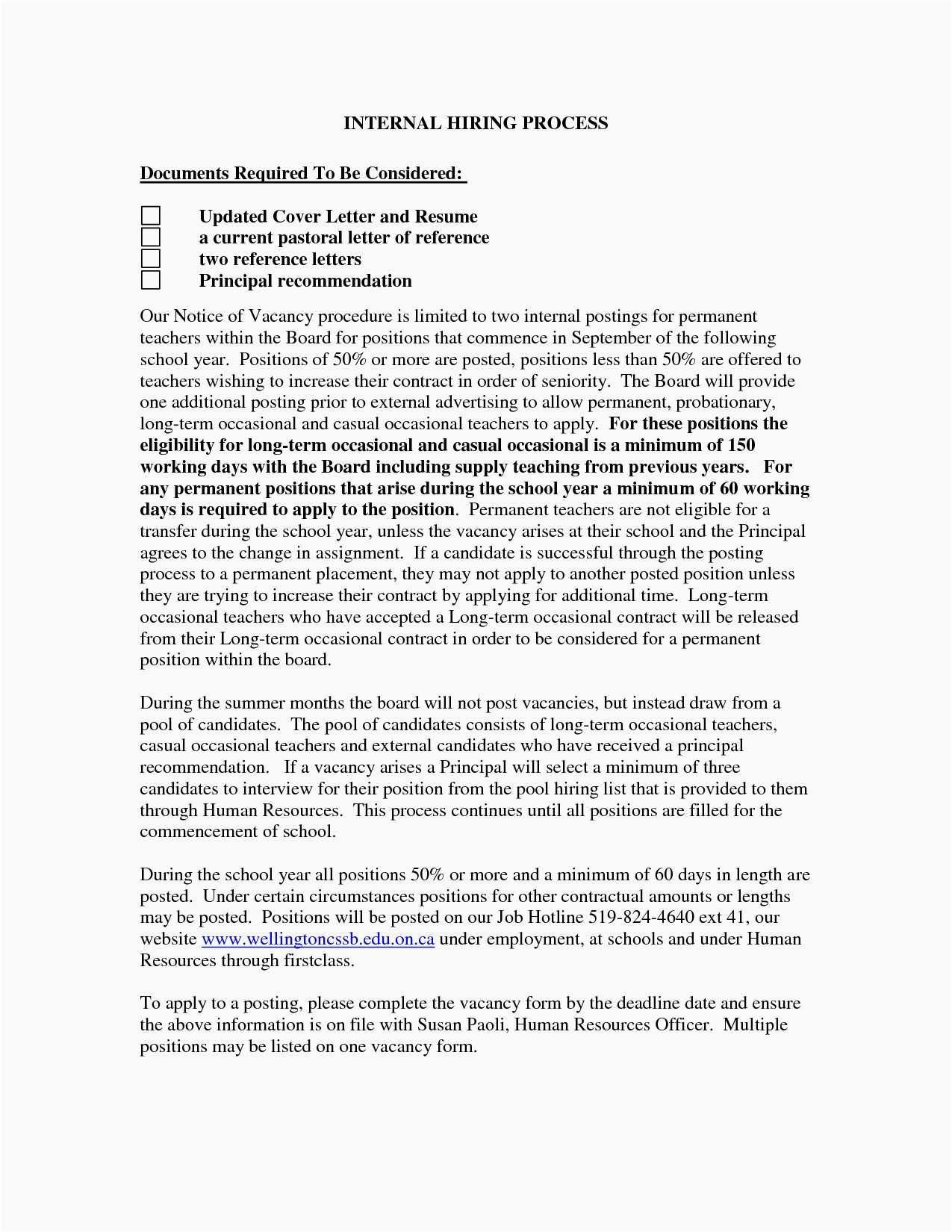 23 Cover Letter For Internal Position With Images Lettering