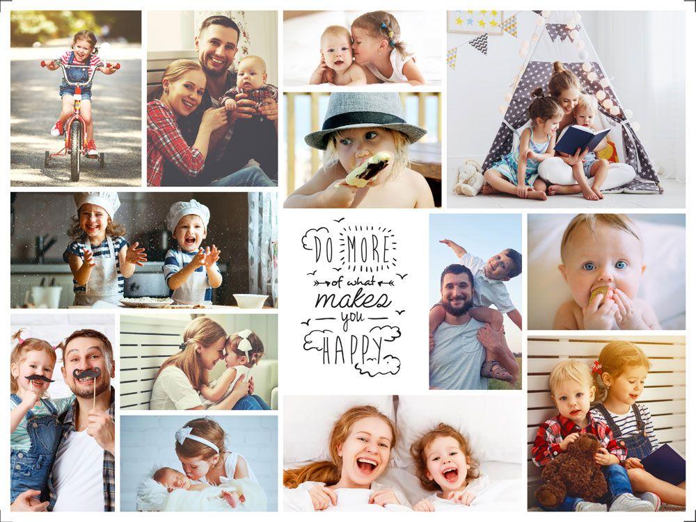 Verrassend Wil je een mooie collage maken voor Moederdag? Met onze vijf tips FR-82