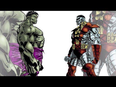 Hulk Vs Colossus Full Analysis X Men Vs Hulk 09 Hulk Comic Comic Book Heroes The Incredibles