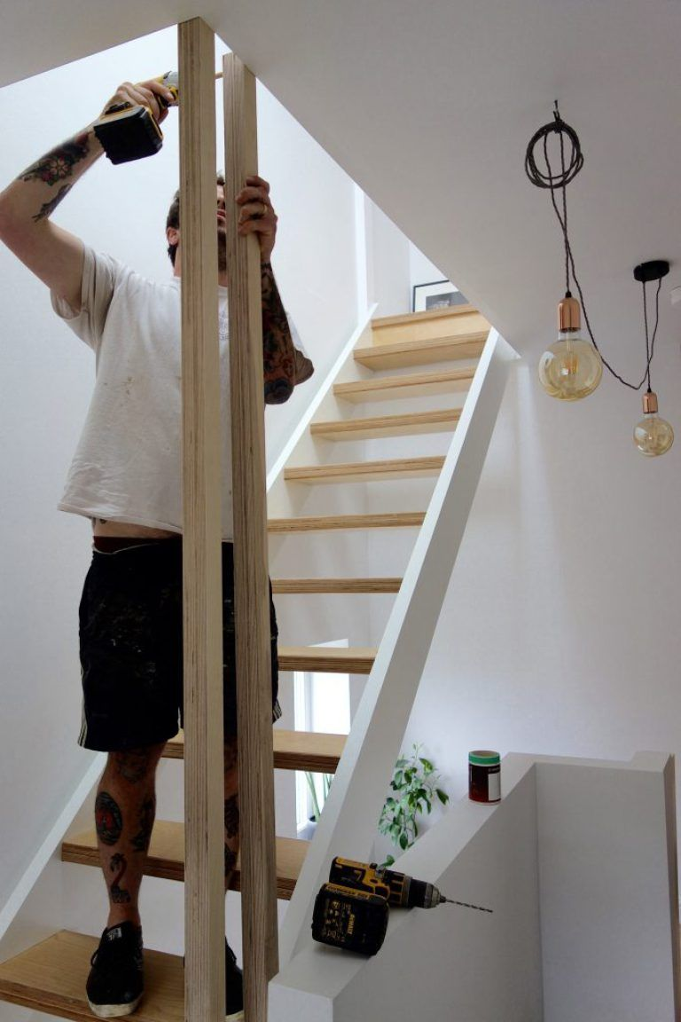Banisters, Balustrades And Building Regs   The Alternative Loft Staircase
