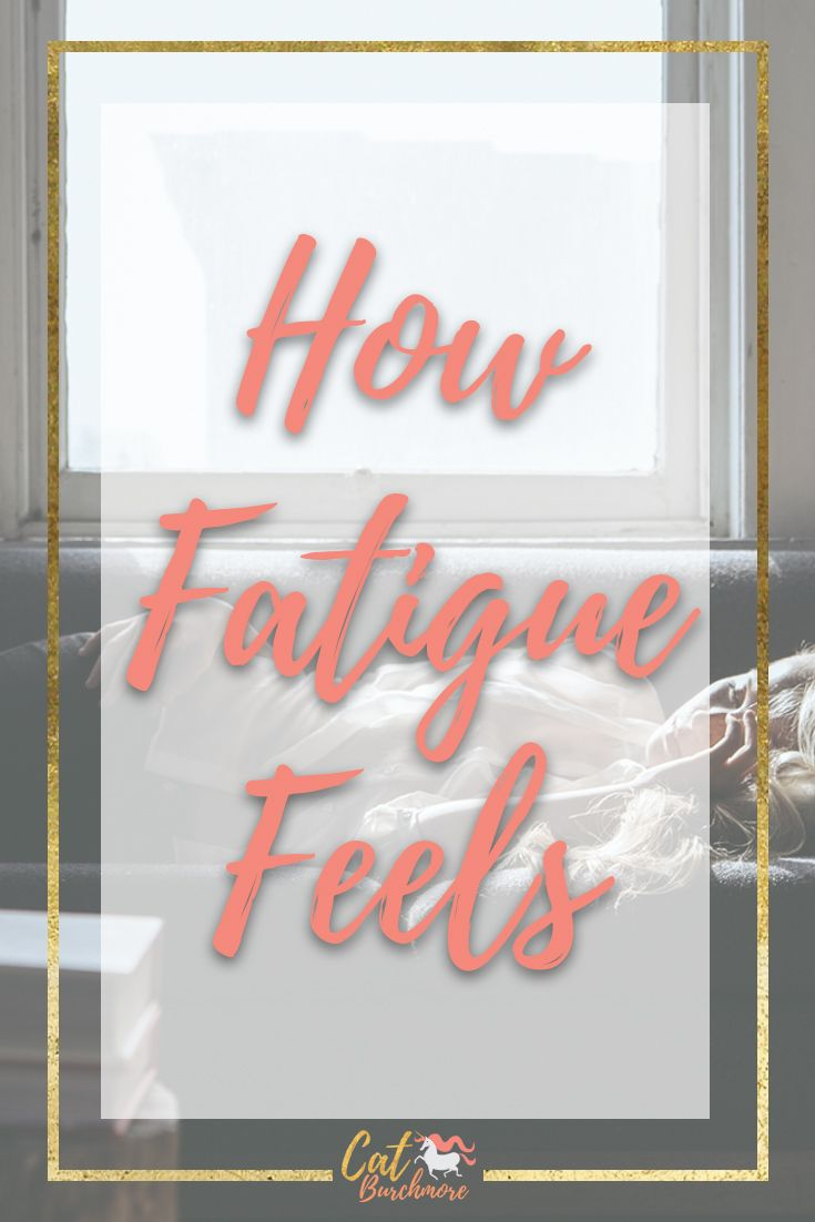 How Fatigue Feels | Chronic Illness | Living with Cancer | Reveal Your Magic
