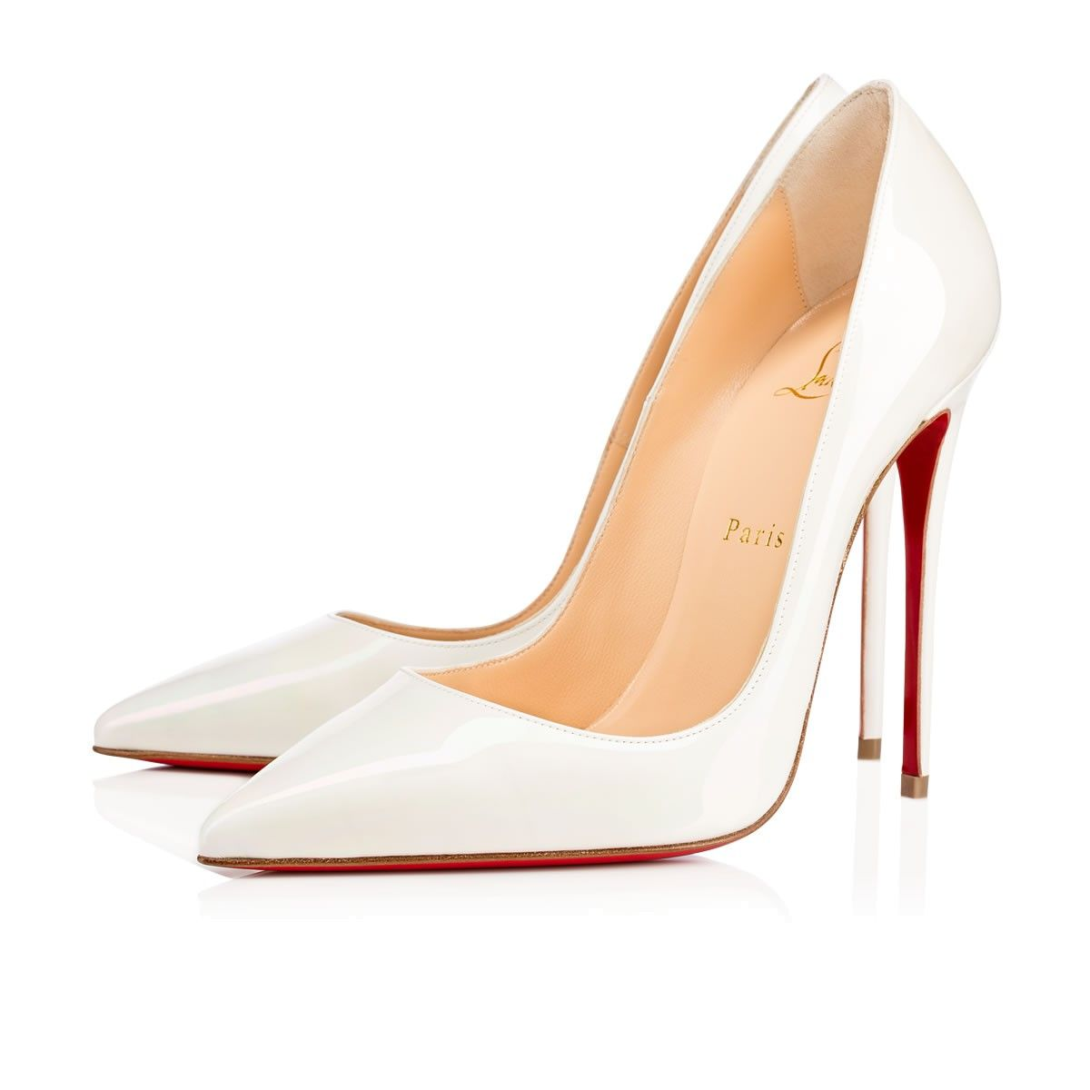 So Kate Patent Leather Point-toe Pumps