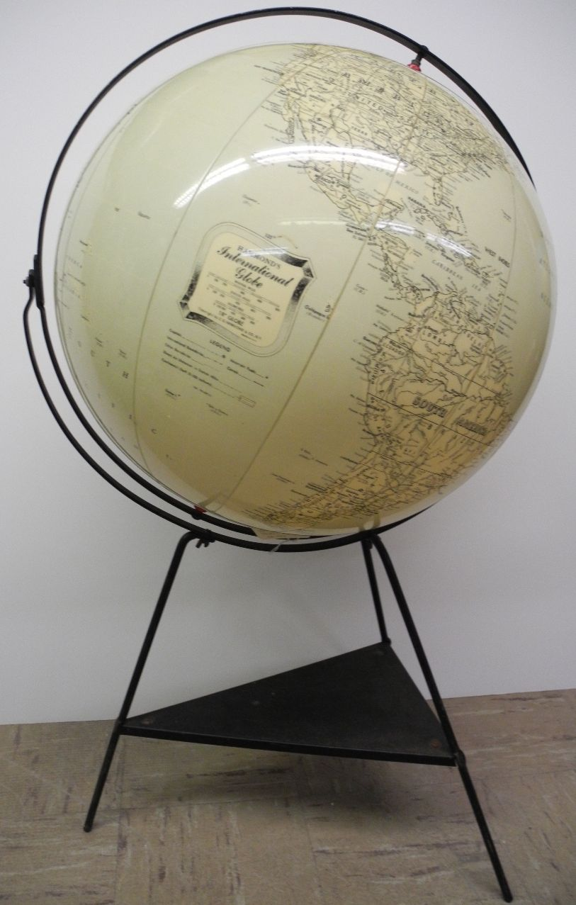 onlyglobes from floors on p htm stand pewter legs straight inch com globe gemstone floor with jade