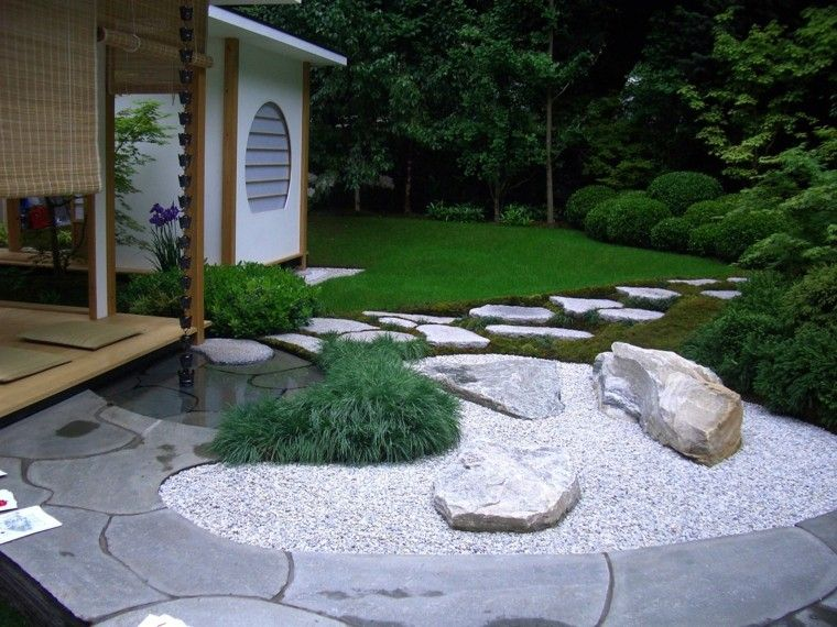 Pin De Diana Lopez Nieto En Jardin Casa Jardines Zen Jardin Con