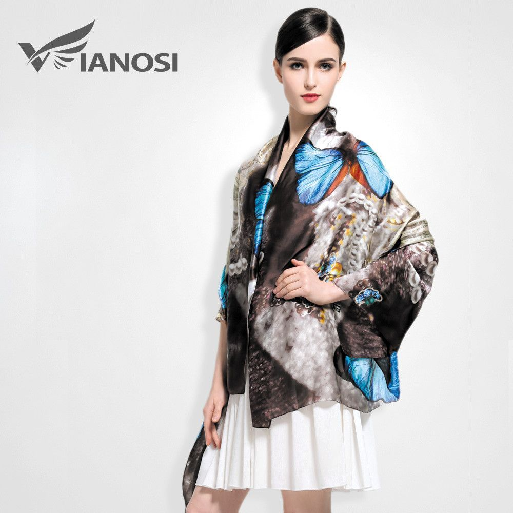 3 4 sleeve silk saree blouse designs vianosi  silk scarf women fashion designer brand scarves casual