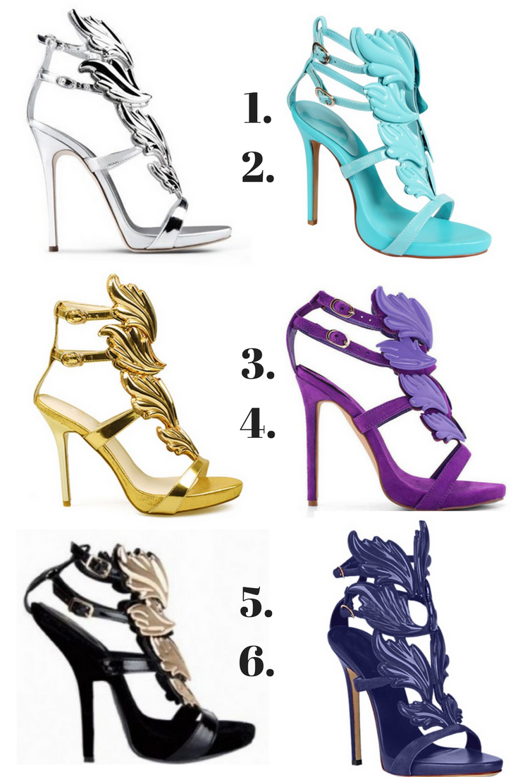 0d495e2b37fd26 The Ultimate Guide To Giuseppe Zanotti Dupes - The  Cruel  High Heels  Edition