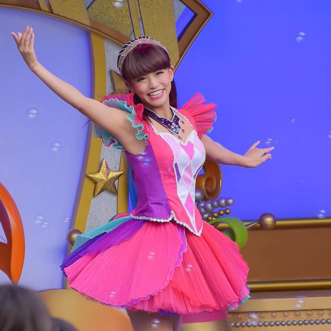 インスタ ディズニー ダンサー 【TipTopイースター】ディズニーシーのピンクダンサーがカワイイ件