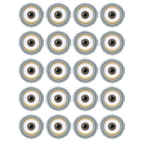 minion printables minion eyes printable minion eyes 2 inch